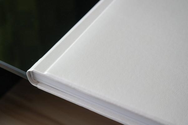 fotoksiążka okładka biała