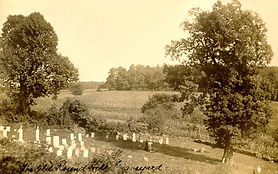 Old Round Hill Cemetary, then