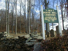 Old Round Hill Cemetary, now