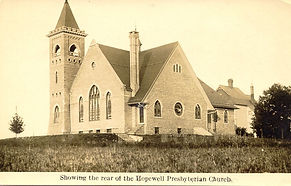 Round Hill Chruch, called Hopewell