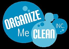Organize Me Clean Logo