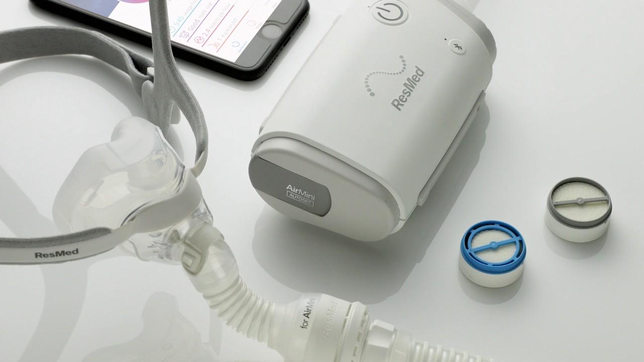 Airmini CPAP Resmed Dubai UAE