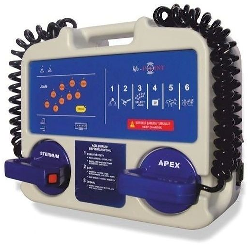 What is Monophasic Defibrillator Machine? Dubai UAE