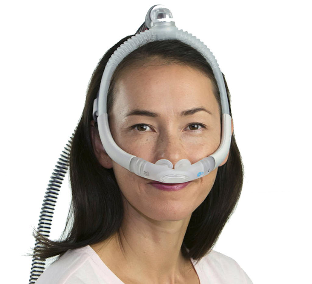 P30i Nasal Pillows Mask Dubai