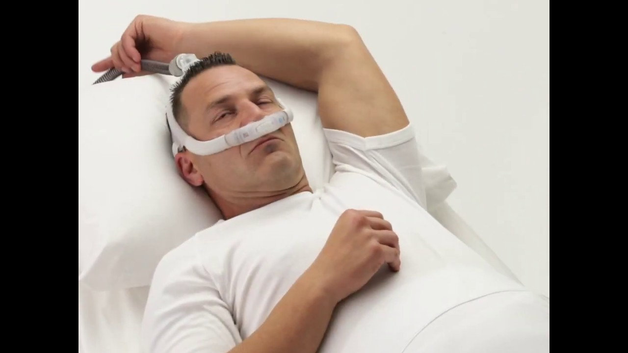 ResMed Nasal Pillows Mask Dubai UAE