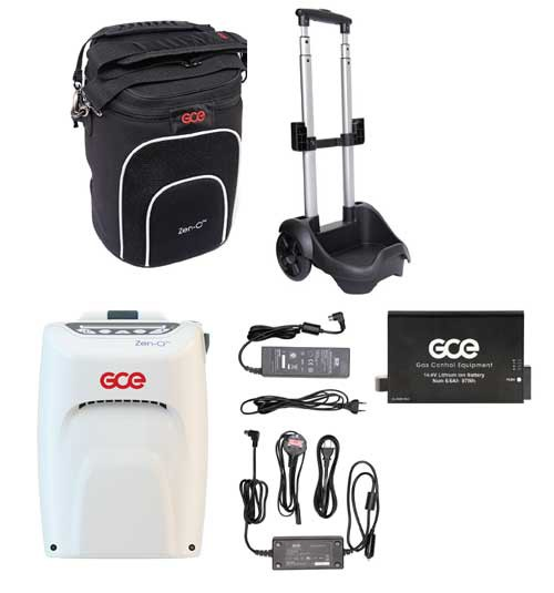 Portable oxygen concentrator in UAE
