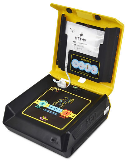 Automated External Defibrillator in Dubai