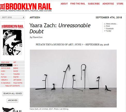 Unreasonable Doubt brooklyn Rail.jpg