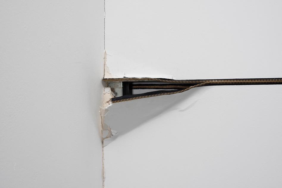 Zipper, 2014 (detail)