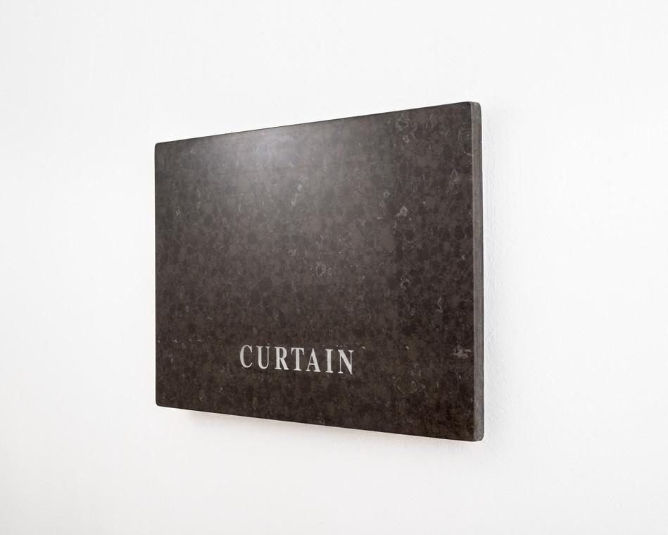 Curtain, 2013