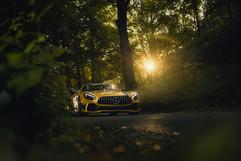 AMG GT-R by John Mattisson