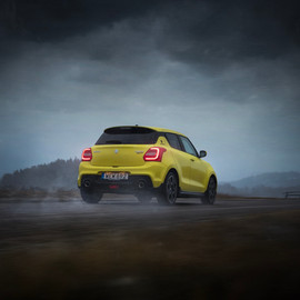 Suzuki Swift Sport av John Mattisson