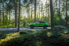 Porsche Macan S av Simon Hamelius