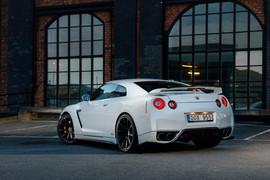 Nissan GT-R av John Mattisson