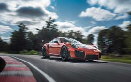 Porsche GT2 RS Weissach by Simon Hamelius