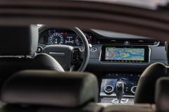 Range Rover Evoque av Peter Gunnars