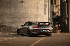 Porsche GT3 av John Mattisson