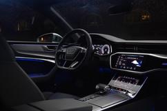 Audi S7 av John Mattisson