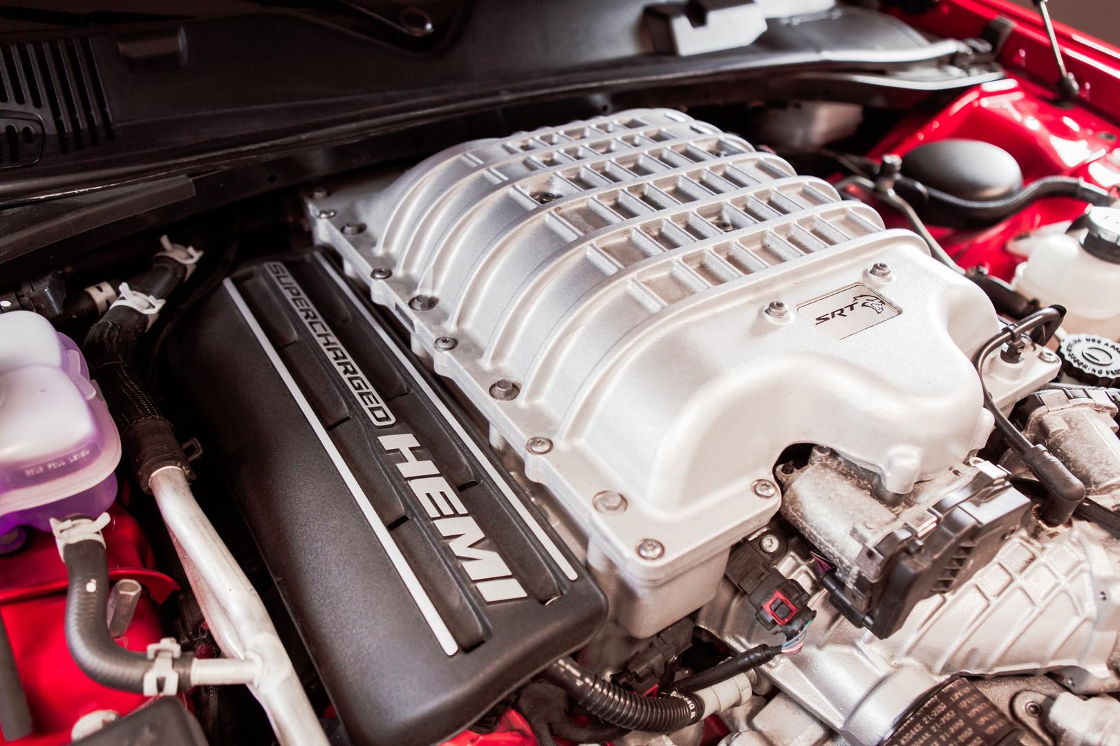 Amerikansk V8 när den är som bäst
