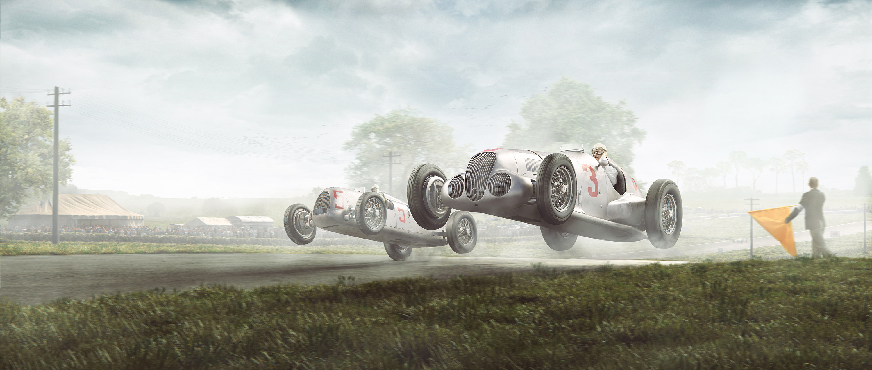 Dontington Grand Prix