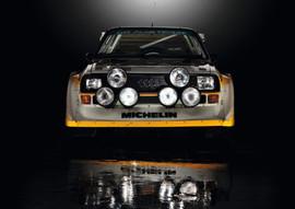 Audi S1 Sport Quattro av Audi Ag