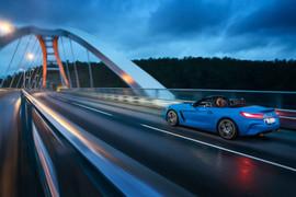 BMW Z4 av Simon Hamelius