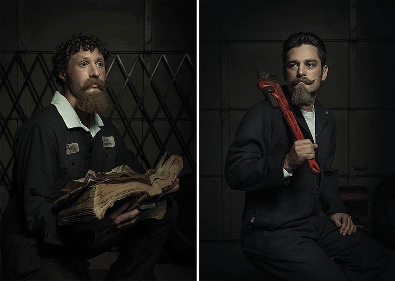 Renässans porträtt