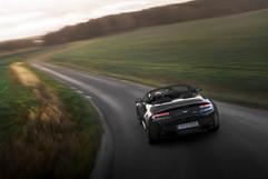 Aston Martin Vantage S av Simon Hamelius