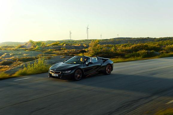 BMW i8 Roadster Ultimate Sophisto