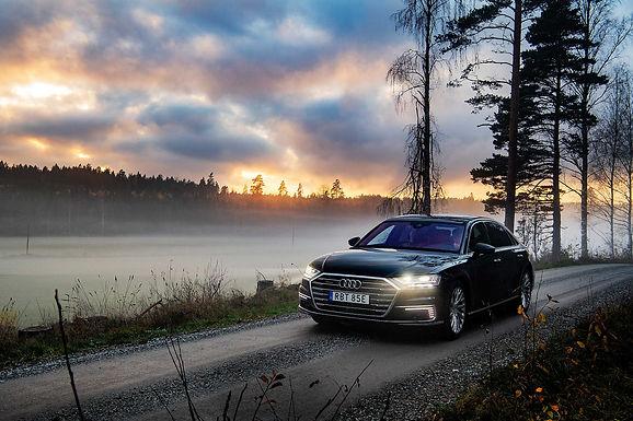 Audi A8 L TFSIe