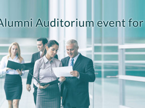 FINAL AUDITORIUM EVENT FOR 2020: 18th NOV STEPHEN LENNARD - TRANSITIONING FROM EXECUTIVE TO BOARD