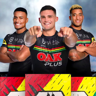 PENRITH PANTHERS NRL STARS BECOME ARTISTS TO SUPPORT HEROES WITH ABILITY