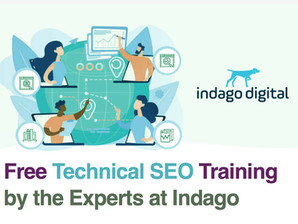EVENT: 12th AUGUST AT 12PM - FREE TECHNICAL SEO TRAINING BY OUR SPONSORS, INDAGO DIGITAL.