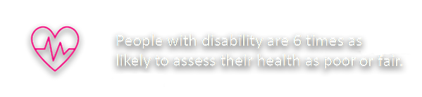 people with disability one