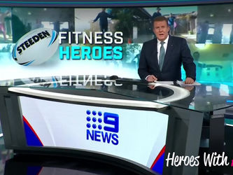 CHANNEL NINE: NEW INTERACTIVE PROGRAM + WHICH AMBASSADOR WILL FINISH ON TOP IN THE NRL SEMI FINALS?