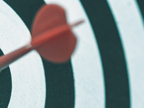 SHIFTING HORIZONS AND A BULLS-EYE ON A NEW ROLE - PETER BLAIR