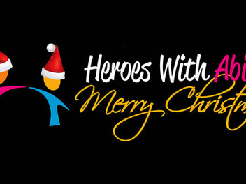 MERRY CHRISTMAS TO ALL OUR HEROES