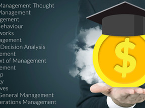 IS MY BUSINESS DEGREE REALLY WORTH THE MONEY? BY PAUL BLANKET, ADJUNCT PROFESSOR AT MGSM
