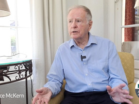 VIDEO INTERVIEW: PROF. BRUCE MCKERN, THE FIRST DEAN OF MGSM GIVES HIS VIEWS ON THE FUTURE OF THE MBA