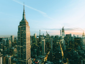 ALUMNI CAFÉ EVENT OCT 7th: FROM NORTH RYDE TO NEW YORK - TURNING AN MGSM MBA INTO A GLOBAL CAREER