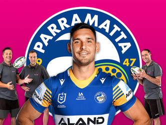 THE PARRAMATTA EELS AND HEROES WITH ABILITY JOIN FORCES