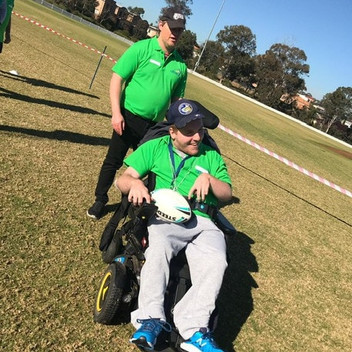 HEROES WITH ABILITY AT ORAN PARK... Click to read