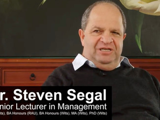 VIDEO: MANAGEMENT FROM AN EXISTENTIAL PERSPECTIVE PART ONE, WITH STEVEN SEGAL AND ROBERT SPILLANE