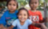 eco-tourism kids indonesia lombok saifana organic farm
