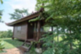 loloan senaru sembalun north lombok saifana organic farm hotel bungalow traditionnal sasak