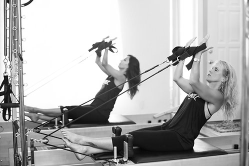 10 Semi-Private Pilates Session Pass