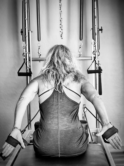 5 Private Pilates Session Pass