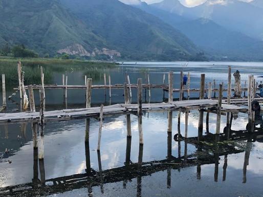 El Lago Atitlán - Recuerdos