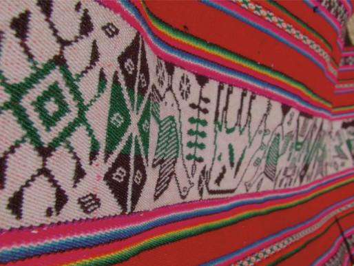 """Seminario """"Mitos, divinidades y ancestros en los textiles andinos"""""""