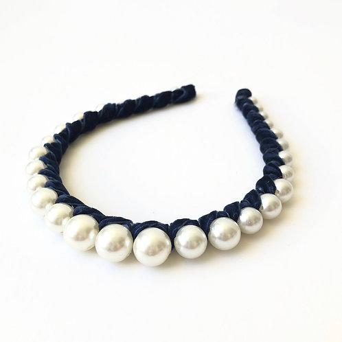 Headband Pearls